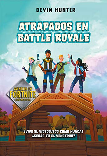 Descargar Atrapados en Battle Royale (PDF y ePub) - Al Dia