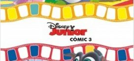 Disney Junior. Cómic 3