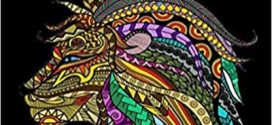 120 animales mandalas colorear adultos