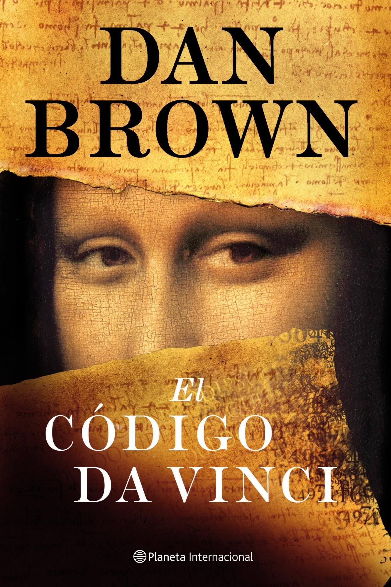 Libro de El código Da Vinci de Dan Brown - Al Dia Libros