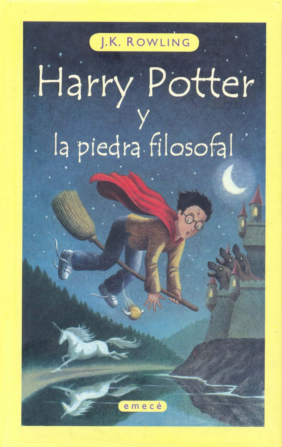 Harry Potter y La Piedra Filosofal - Al Dia Libros
