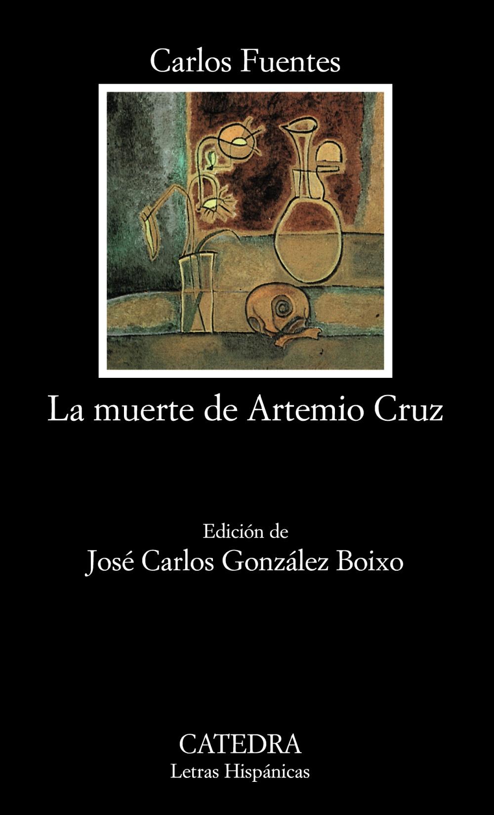 La Muerte De Artemio Cruz - Al Día Libros
