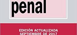 Código Penal. Ley Orgánica 10/1995